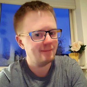Jonas, 35 år